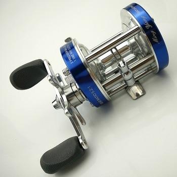 цена на full metal cast drum wheel bait casting fishing reel trolling CL20/30/40/50/60/70/80/90 boat seawater fishing ice fishing wheel