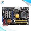 Para asus p5q se plus original usado motherboard desktop para intel p45 atx socket lga 775 ddr2 16g sata2 usb2.0
