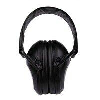 אוזניות מבטל רעש ירי ציד Airsoft חיצוני הגנת אוזניות Earmuff מחממי אוזני אוזן מגן בלם