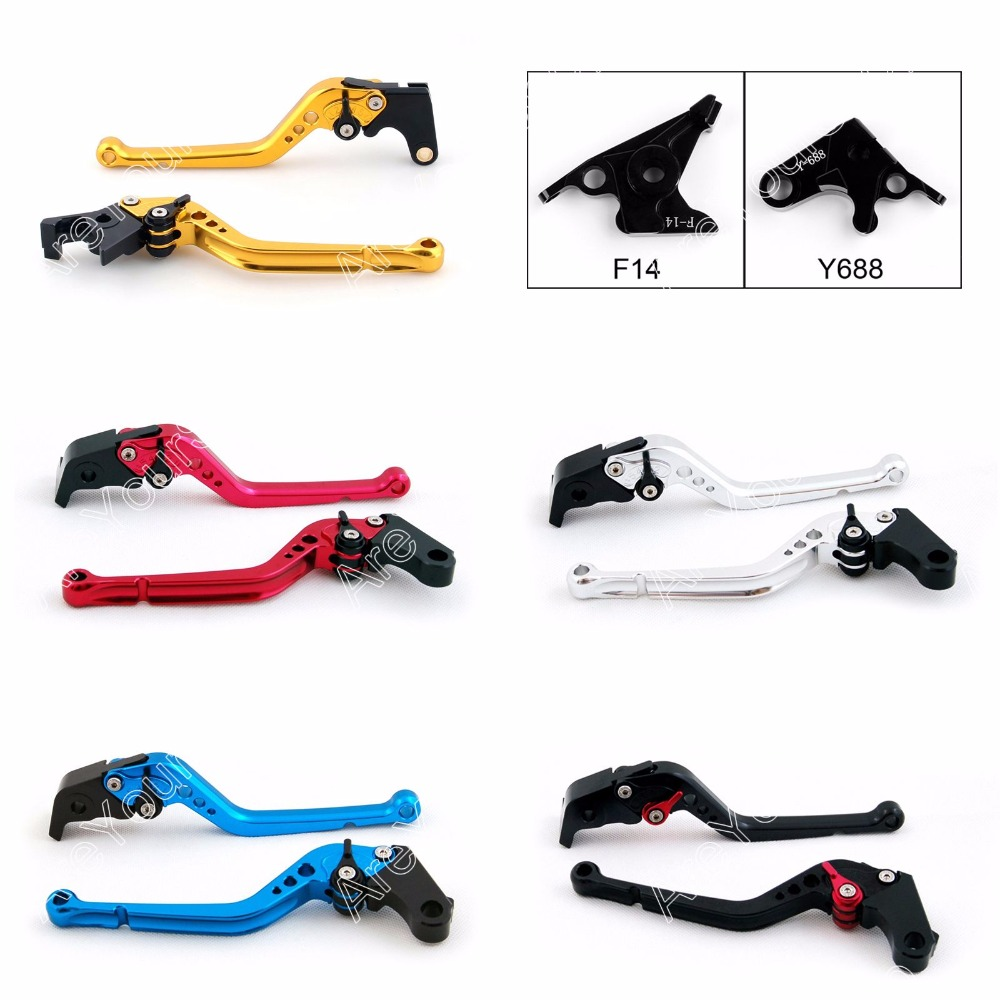Areyourshop Motorcycle Brake Clutch Levers for Yamaha YZF R6 1999-2004 YZF R1 2002-2003 FZ1 FAZER 2PCS  Motor Styling Brakes 6 colors cnc adjustable motorcycle brake clutch levers for yamaha yzf r6 yzfr6 1999 2004 2005 2016 2017 logo yzf r6 lever