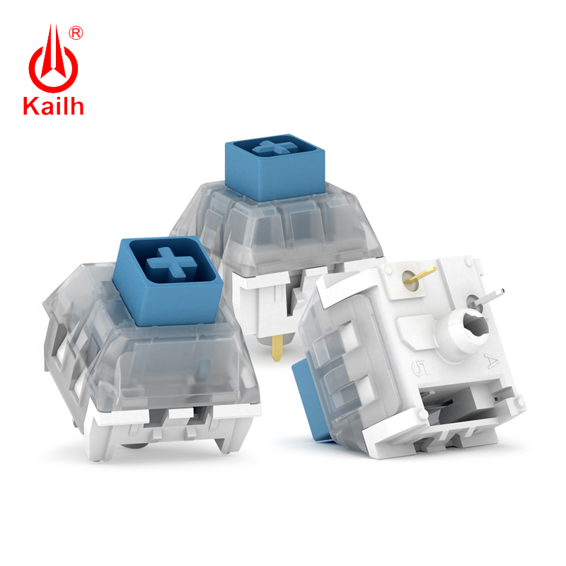 Image 5 - Kailh Mechanical Keyboard BOX heavy dark yellow/blue/orange Switch, Waterproof and dustproof Switches, 80 million Cycles Life-in Replacement Parts & Accessories from Consumer Electronics