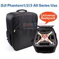 DJI Phantom Все Серии 1/2/2 В/2 В +/3 S/3 P/3A Универсальный Мешок Плеча Рюкзак для Walkera X350 Quadcopter