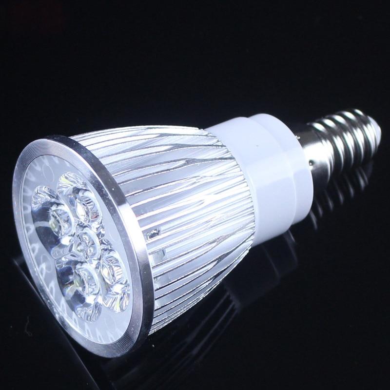 1 шт. E14 Цоколь 3 светодиодный S 4 светодиодный S 5 светодиодный S высокомощный светодиодный светильник белый/теплый/холодный белый AC/110 V 220V 230V светодиодный светильник