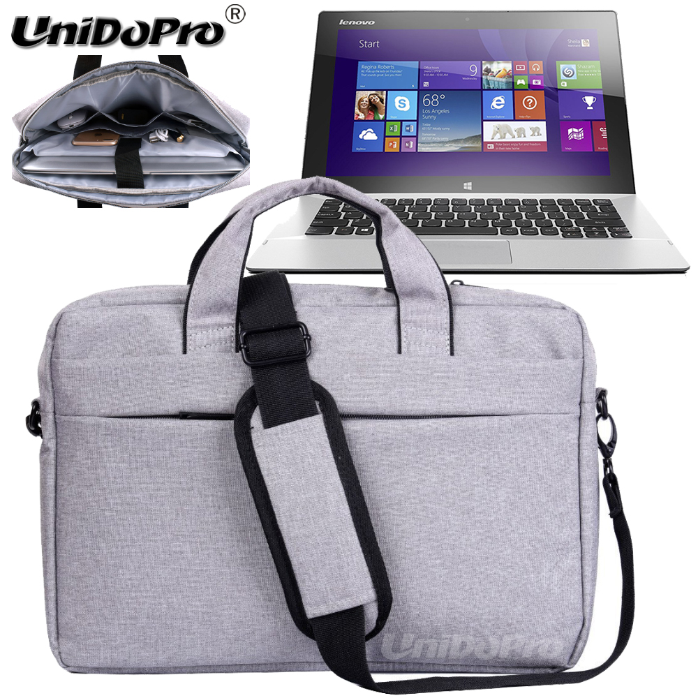 UNIDOPRO Waterproof Messenger Shoulder Bag Case for Lenovo Miix 2 11, IdeaTab Lynx K3011 11.6in Spin 2-in-1 Tablet Sleeve Cover wireless removable bluetooth keyboard case cover touchpad for lenovo miix 2 3 300 10 1 thinkpad tablet 1 2 10 ideapad miix