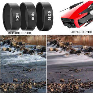 Image 4 - CAENBOO Mavic Air Drone Camera Filters ND 4 8 16 Circular Filter Protector Neutral Density Filter For DJI Mavic Air Accessories