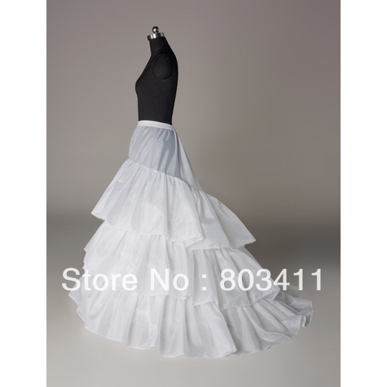 Wholesale and Retail High Quality Wedding Crinoline Petticoats
