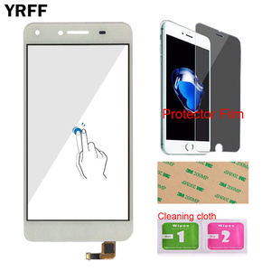 Image 4 - 5 Touch Screen For Huawei Y5 II 2 Y5II CUN L01 LYO L21 Touch Screen Glass Digitizer Panel Sensor Protector Film