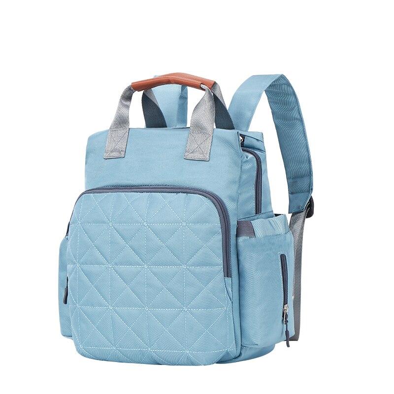 Mommy Diaper Bag Large Capacity Baby Bag Travel Nappy Diaper Backpack Waterproof Maternity Bag Handbags For Mom