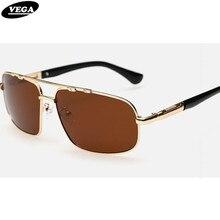 d2dcede040a VEGA Trendy Wraparound Polarized Sunglasses Men Polarized Safety Glasses  Cheap Affordable Eyeglasses Flat Top Sunglass 276