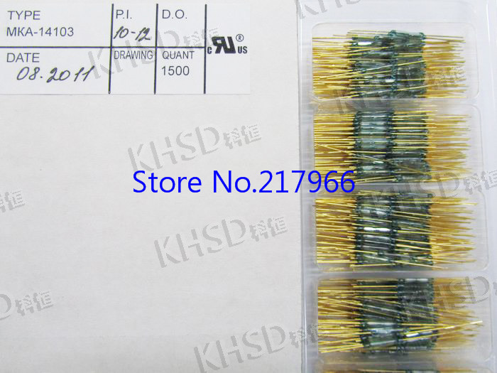 100PCS Original authentic Russian MKA normally open reed switch magnetron MKA14103 large more favorable Free Shipping