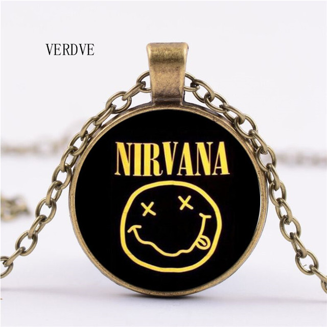 Rock Band Smile Nirvana...