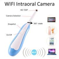 WiFi LED Dentist Dental Dent Intraoral Endoscope Digital Micro Check Camera Professional Snake Inspection Tube Mini