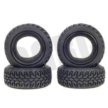 4 stks/set Rubber Tyre Wheel Band voor 1/10 RC On Road Car HPI Kyosho HSP Tamiya RC Auto(China)
