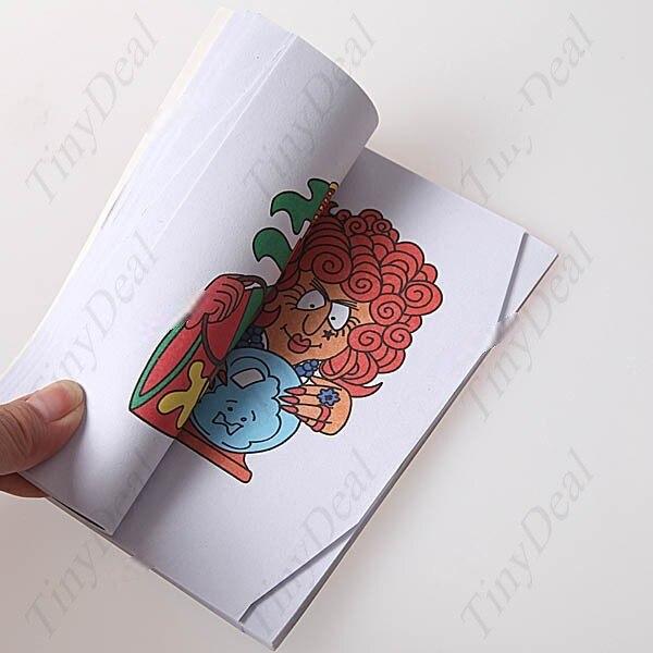 moblin party magic tricks tool prop training kits fun magical coloring black book fmi 15071 in magic tricks from toys hobbies on aliexpresscom - A Fun Magic Coloring Book