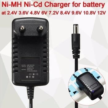 Battery Charger Auto Mh Ni-Cd voor 2.4 v 3.6 v 4.8 v 6 v 7.2 v 8.4 v 9.6 v 10.8 v 12 v 7 Product Ratings