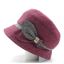 Free Shipping 2017 Vogue Padded Caps Bucket Hat Fisherman hats For Women/Ladies AA0005