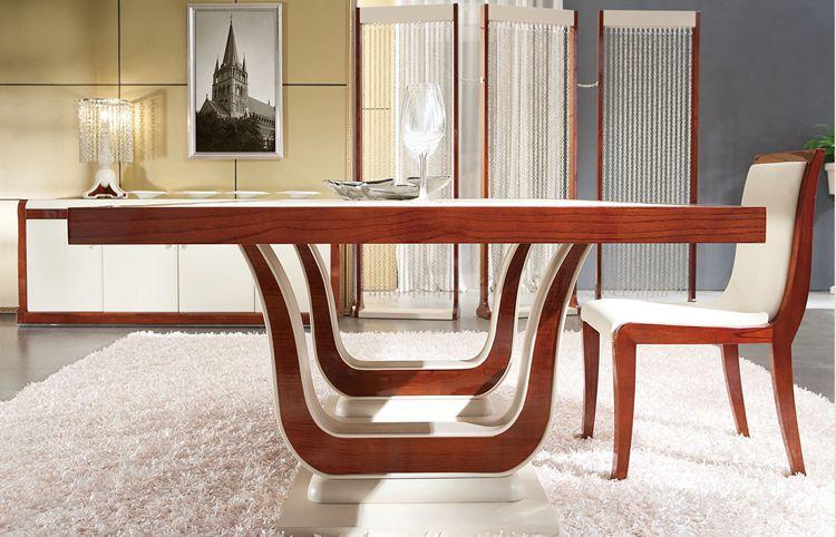 Bufeteras modernas de madera - Mesas y sillas para comedor modernas ...