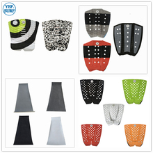 Surfboard Traction Tail Pads Surf Deck pad Grips EVA surf traction surfboard in surfing