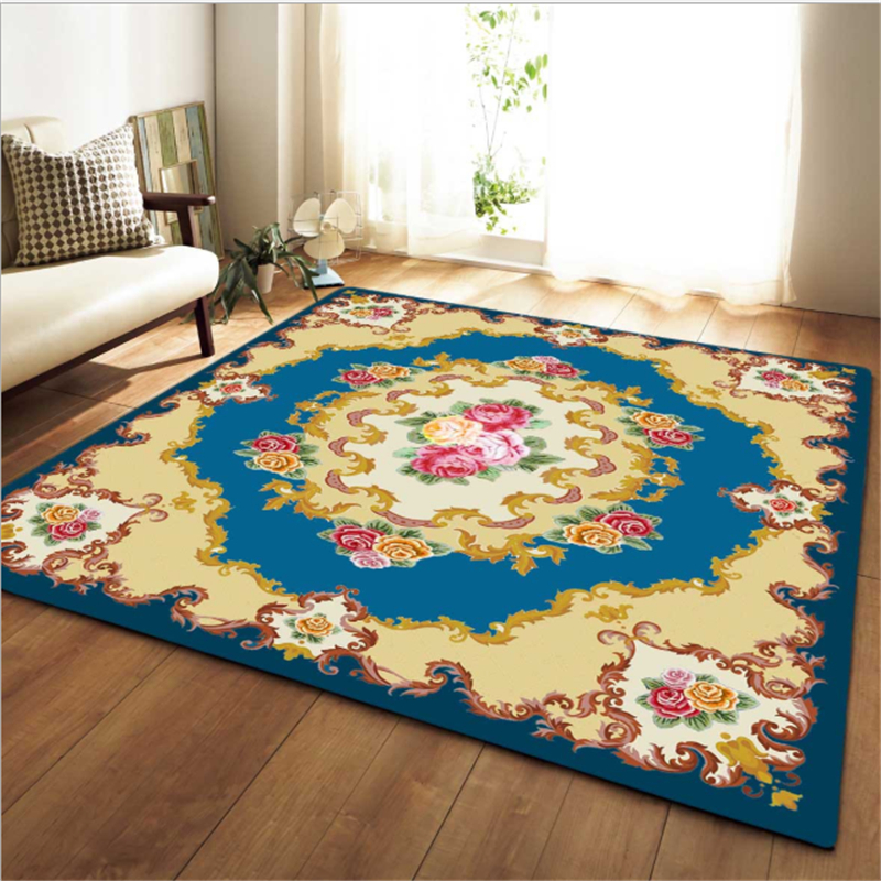AOVOLL 2019 New Simple Chinese Style Living Room Carpet Bedroom Dining Floor Mat Rug And Carpet For Modern Living Room Kid Room