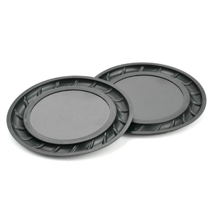 Image 5 - Aiyima 2PC 90MM 64MM Rubber Passive Radiator Speaker Bass Vibration Membrane Diaphragm Auxiliary Subwoofer DIY