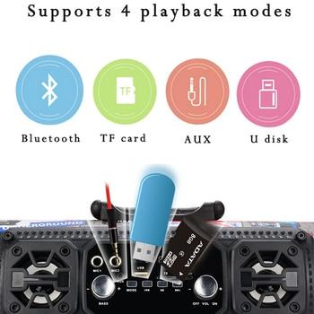 16W Portable Bluetooth Speaker 3