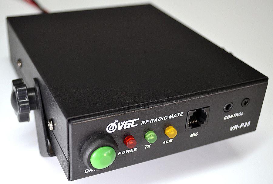UHF / VHF Ham RF Radio Power Amplifier DMR for Interphone Walkie-talkie VR-P25DUHF / VHF Ham RF Radio Power Amplifier DMR for Interphone Walkie-talkie VR-P25D
