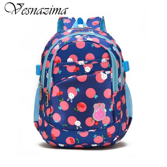 VZ Orthopedic backpack for girls lovely school bag back pack kid s backpack  children laptop bag waterproof book bags rucksack d2007c89db