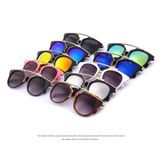 MERRY'S Fashion Women Cat Eye Sunglasses Brand Designer Classic Retro Glasses UV400