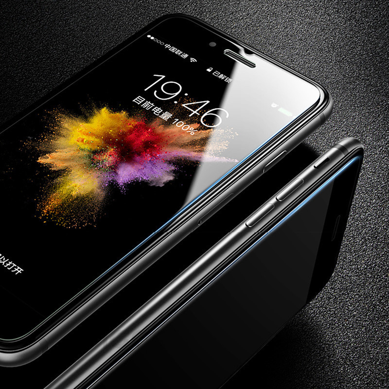 Tempered-Glass-For-iphone-8-8-plus-Screen-Protector for iphone x