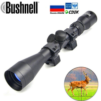 BU 3 9X40 Tactical Optic Sight In Riflescope Rifle Scope Sniper Hunting Scopes Airgun Rifle Outdoor Reticle Sight Scope