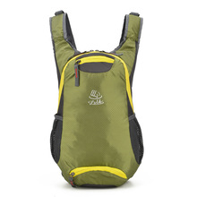 18L Ultralight Nylon Waterproof Outdoor Sport Backpack Unisex Climbing Hiking Travel Sport Bag For Running Cycling Camping Bag