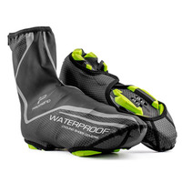 New Waterproof Reflective Cycling Lock Shoes Cover Bicycle Overshoes Windproof Winter MTB Road Bike Shoe Covers