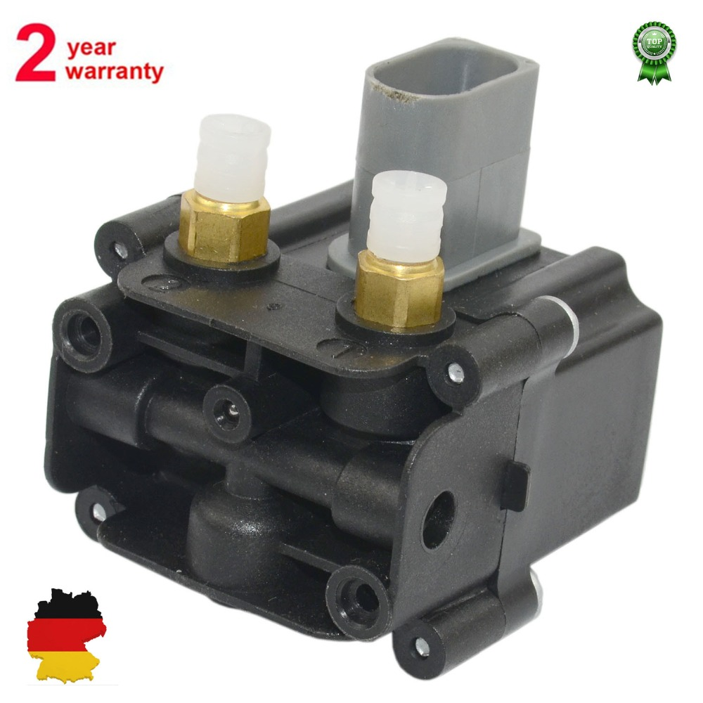 Air Suspension Solenoid Valve Block for BMW 7-Series 750i F01 F07 F03 F04 5-Series F11 Estate 740i 750i 760Li 37206789450 free shipping for bmw gt f07 f10 f11 5 series touring rear air spring bag air suspension 37106781827 37106781828 37106781843