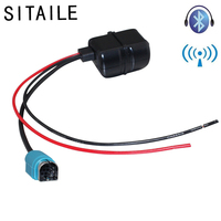 SITAILE Car Bluetooth Wireless Module For CDA CDE DVA IDA IVA Radio Aux Cable Adapter With