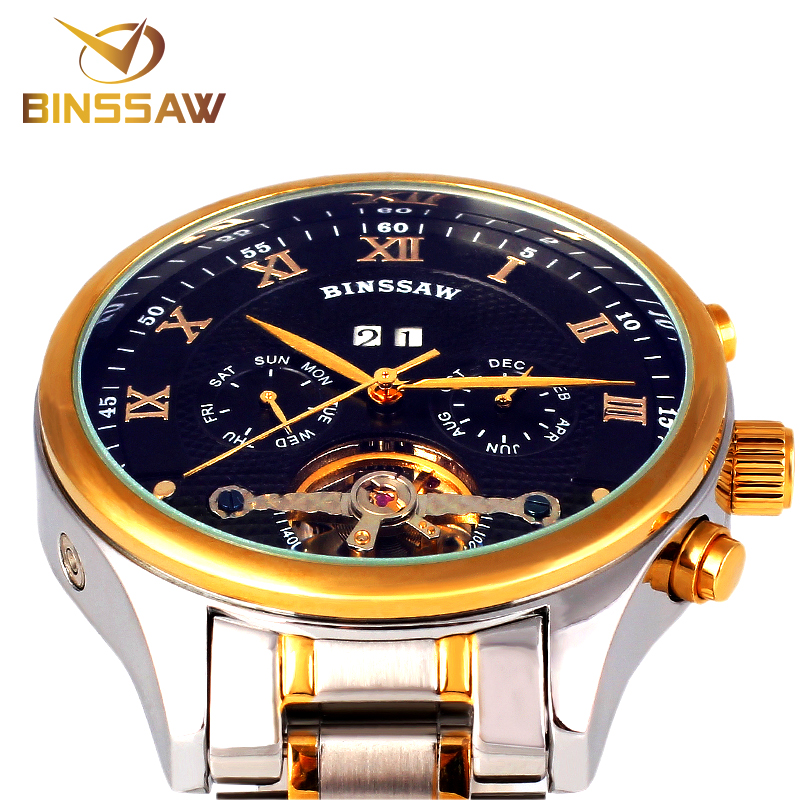 compare prices on mens talking watch online shopping buy low binssaw new 2017 top luxury brand men s automatic mechanical watches tourbillon fashion business sports stainless steel