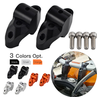 1 1/8 28mm Handlebar Riser Up Back Move Bracket For KTM 1050 1090 1190 Adventure 1290 Super Adventure R/S/T Adv Super Duke GT