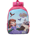 prince princess elsa sofia pokemon School Bag kids girls shoulder bag boys cartoon Backpack children kindergarten low grade