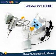 WYT-006B máquina de alimentador automático universal de soldadura máquina de soldadura