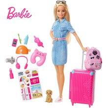 Original Barbie Dolls Brand Princess Assortment Fashionista Girl Fashion Kids Birthday Gift Doll bonecas Children baby girl toys