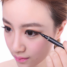 Amazing Waterproof Black Eye Liner Pen Liquid Long Lasting Eyeliner Pen Makeup Cosmetic TF