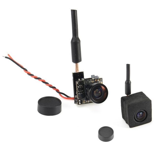 Mini Camera with antenna 5.8G 25mW 48CH NTSC/PAL