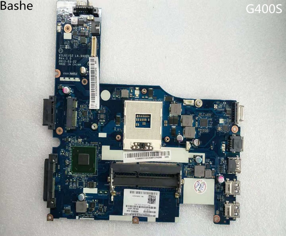 Lenovo G400S notebook motherboard LA 9902P HM76 SJ J8E new motherboard free delivery