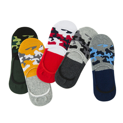 5pairs lot quality man cotton sock slippers non slip silicone invisible boat socks casual spring summer.jpg 250x250