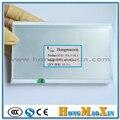 200 unids Película de Pegamento 250um OCA Optical Adhesive Clear Etiqueta Engomada Lateral Doble para el iphone 4G 5S 6 6 S 6 P/6 S Plus LCD reparación