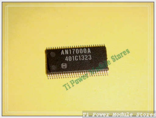 AN17000A-BF AN17000A Audio signal processing IC for notebook PC has a speaker power amplifier, headphone