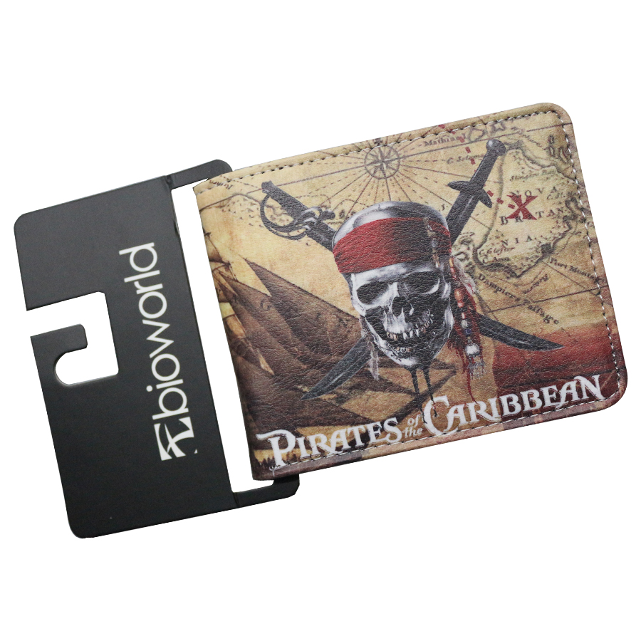 New Science Fiction Movies AVATAR Pirates of  the Caribbean Jack TV SUPERNATURAL Mens Wallets Female Purse Cards Coin Zip Bolsa the great science fiction