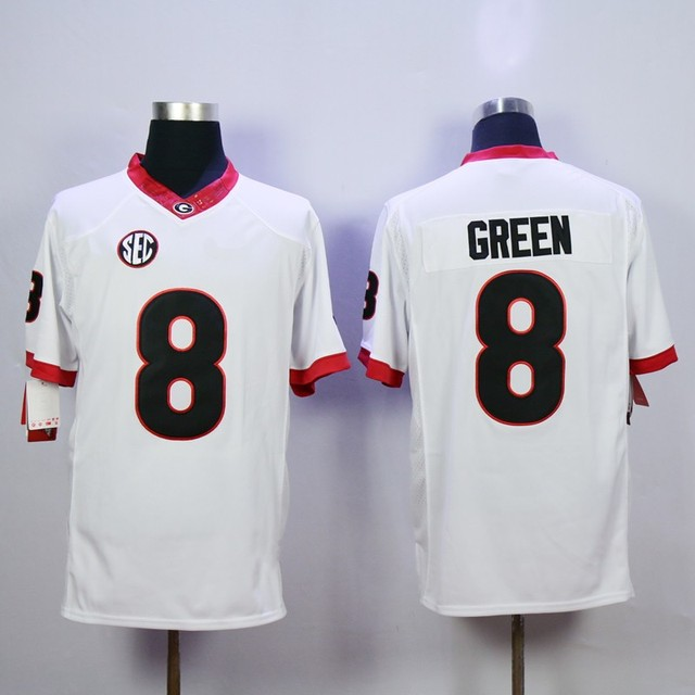 aj green football jersey
