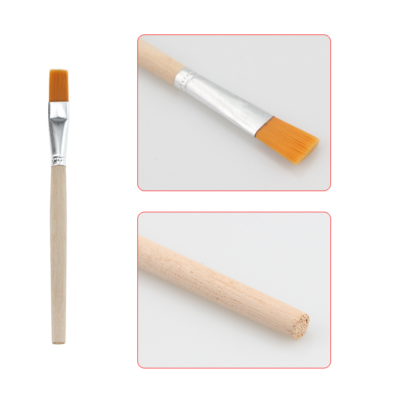 UANME Soft Dust Cleaning Brush with Wooden Handle for Mobile Phone Tablet Laptop PC Repair Clean Tools