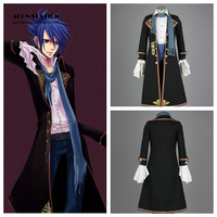 2018 Free Shipping Hatsune Miku KAITO Kids Cosplay Costume Customize for plus size adults and kids