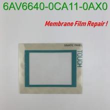 TP177B 6AV6642 6AV6 642 0BA01 1AX0 Touch Screen Glass Protective Film for SIMATIC HMI Panel repair